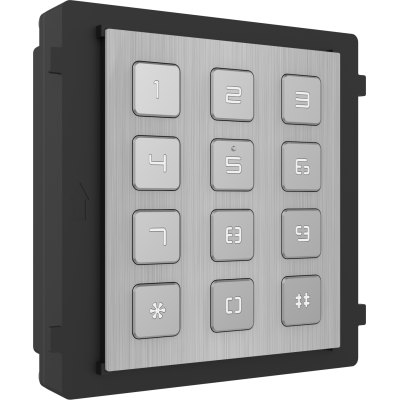 Hikvision DS-KD-KP/S Stainless Steel keypad module