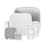 Ajax Hub Plus Kit 1 - White
