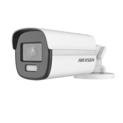 Hikvision DS-2CE12UF3T-E 8MP 3.6mm 40m White Light ColorVu - low light camera - PoC