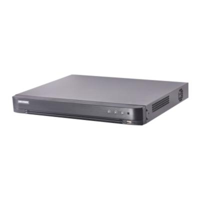 Hikvision DS-7204HUHI-K1/P 4ch Turbo 4.0 DVR TVI-8MP IP-8MP POC