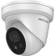 Hikvision DS-2CD2346G2-IU 4MP 2.8mm fixed lens colour turret camera with 30m IR - AcuSense