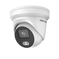 Hikvision DS-2CD2347G2-LU 4MP 2.8mm 30m visible light - low light camera with built in mic - ColorVu AcuSense