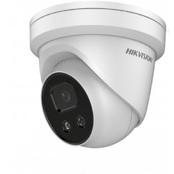 Hikvision DS-2CD2346G2-ISU/SL 4MP 2.8mm 30m IR AcuSense built in mic, two-way audio, alarm, Strobe light
