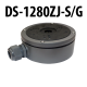 Hikvision DS-2CE72UF3T-E/GREY 8MP 2.8mm 40m White Light ColorVu - low light camera - PoC